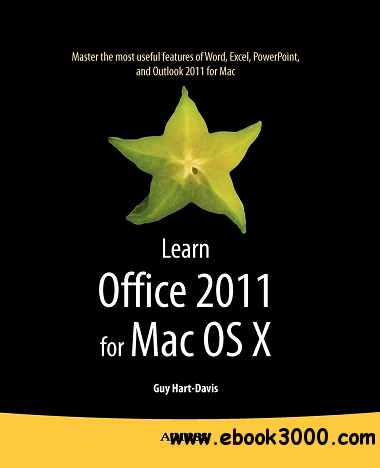 Learn Office 2011 for Mac OS X free download