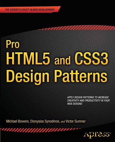 Pro HTML5 and CSS3 Design Patterns free download