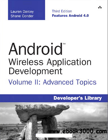 Android Wireless Application Development, 3rd Edition free download