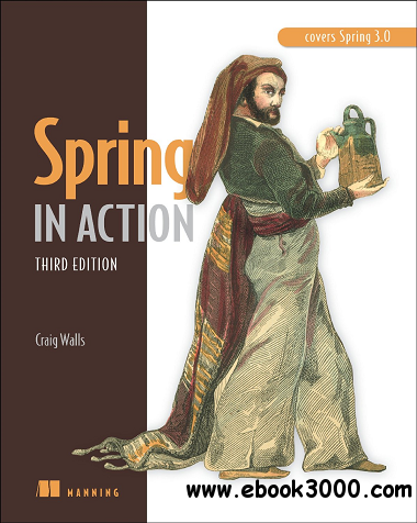 Spring in Action, 3rd Edition free download