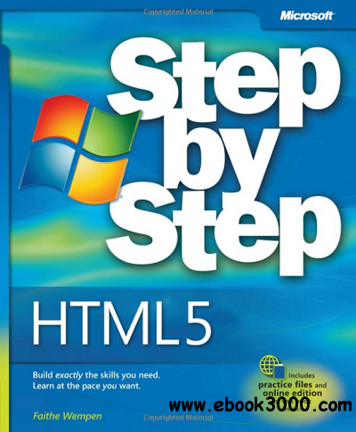 HTML5 Step by Step free download