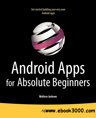 Android Apps for Absolute Beginners free download