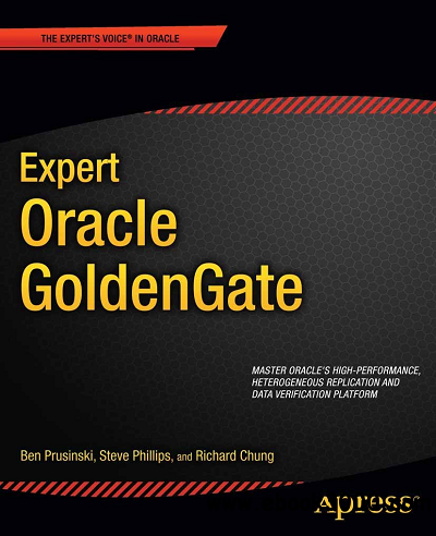 Expert Oracle GoldenGate free download