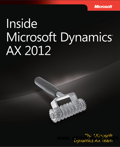 Inside Microsoft Dynamics AX 2012 free download