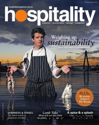 Hospitality - September 2013 free download