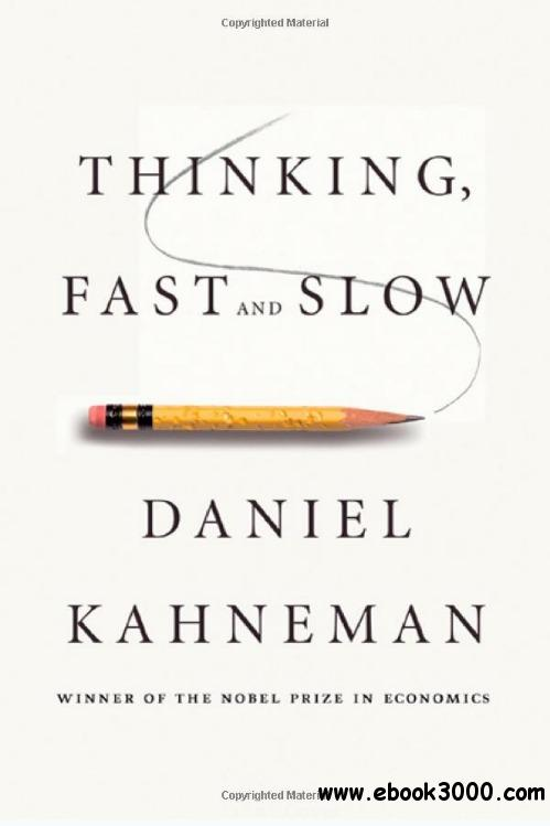 Thinking, Fast and Slow free download