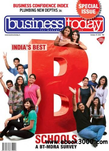 Business Today - 27 October 2013 download dree