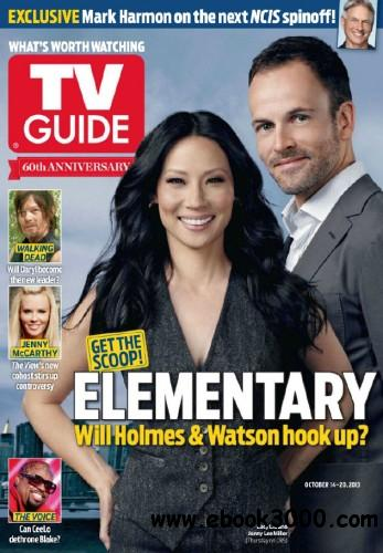 TV Guide USA - 14 October 2013 free download