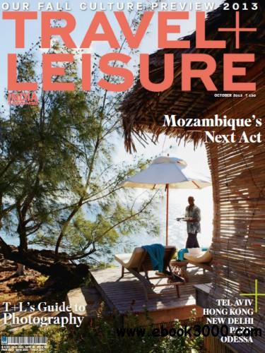 Travel + Leisure India & South Asia - October 2013 free download