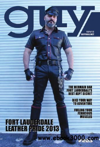 Guy Magazine - Issue 203, 9 October 2013 free download