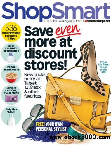 Shop Smart - October 2013 free download