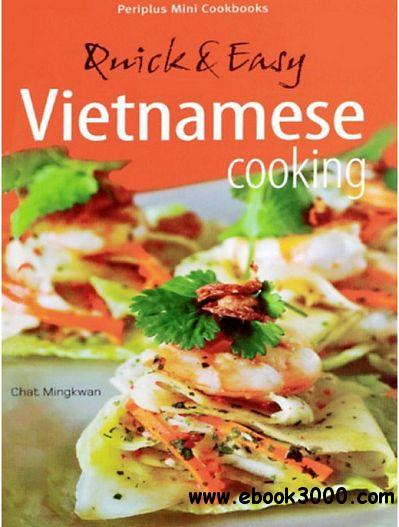 Quick & Easy Vietnamese Cooking free download
