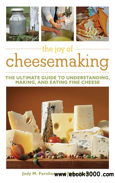 The Joy of Cheesemaking free download