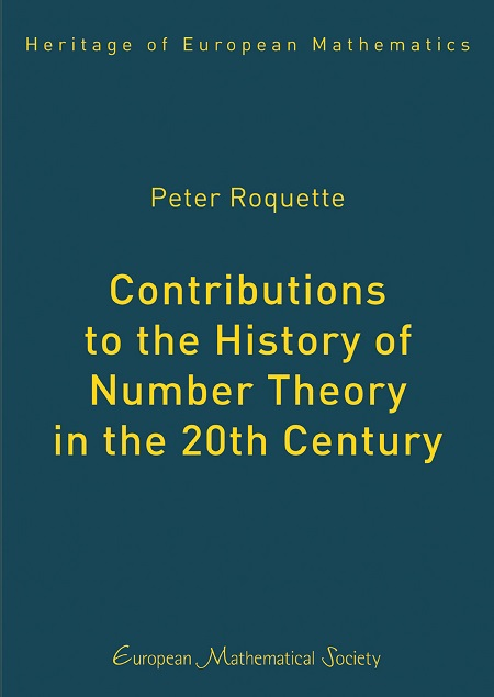 Contributions to the History of Number Theory in the 20th Century free download