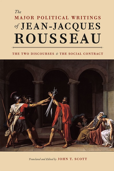 The Major Political Writings of Jean-Jacques Rousseau: The Two free download