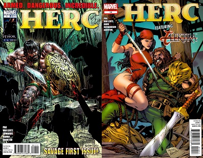 Herc #1-10 (2011-2012) Complete free download