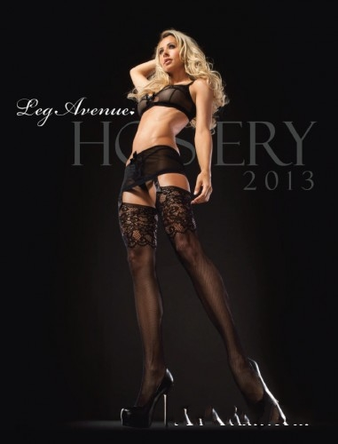 Leg Avenue Hosiery Catalog 2013 free download